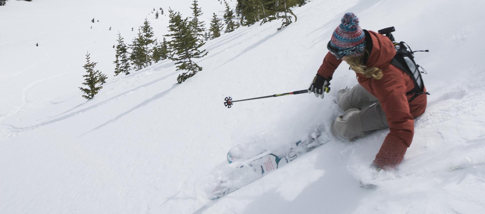 Powder Skiing Colorado San Juan Untracked Snowcat Skiing Durango CO